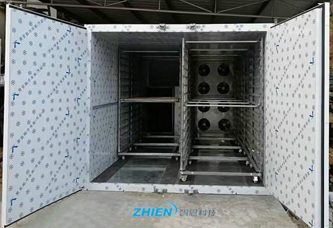 玉竹烘干图片 玉竹烘干机图片 玉竹烘干房图片-中药材烘干机厂家